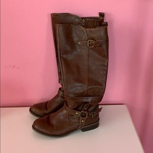 Guess long boots
